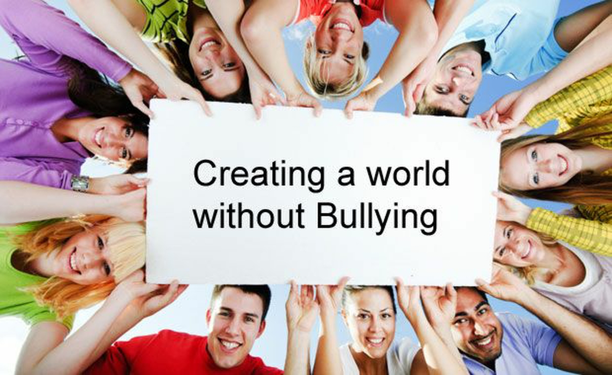Creating a world without Bullying