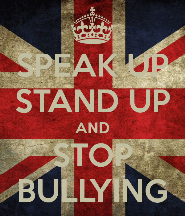 Stand Up and Stop Bullying
